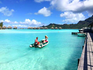 A Days Cruise From Tahiti To Bora Bora The Most Beautiful - Cruise to tahiti
